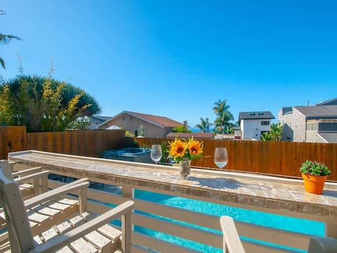 Enjoy the endless amenities - Abaco Beach House in Cardiff by the Sea