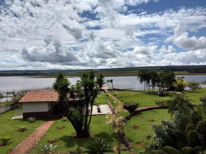 Rancho da Lagoa, seu paraíso. Lagoa Formosa