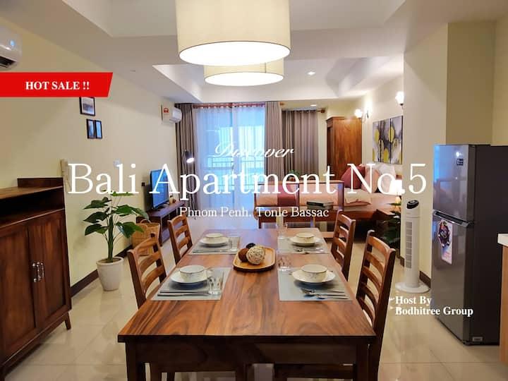 N5 8B8A_Big Balcony Apartment/Wat Phnom/NAGA