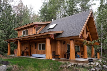 Fine Craft Home Western Red Cedar Post and Beam