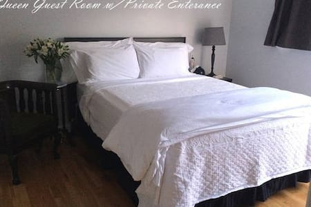 VALUE 4 the$  CLEAN Private Room w/many amenities - Ventura