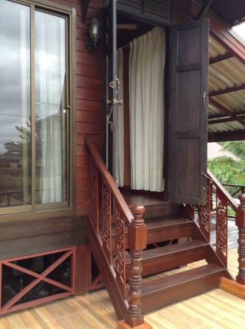 บ้านสวนธรรมจันทร์กระจ่างโคกใหญ่บุ ตำบลเสม็ด Buriram 31000