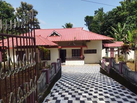 Sam's villa in manjadi Kerala