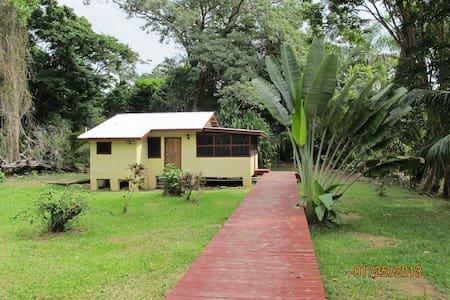 Bocatura Cabin 4, Sittee River, Hopkins, Belize - Hopkins