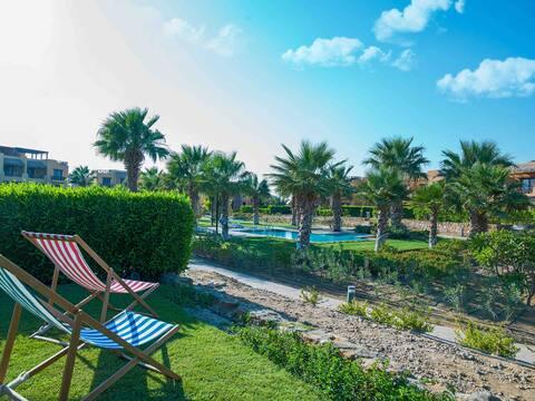 Villa in Mountin View Resort  1 Zafarana