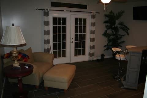 Silverhill Alabama Clothing Optional Guest Suite 2