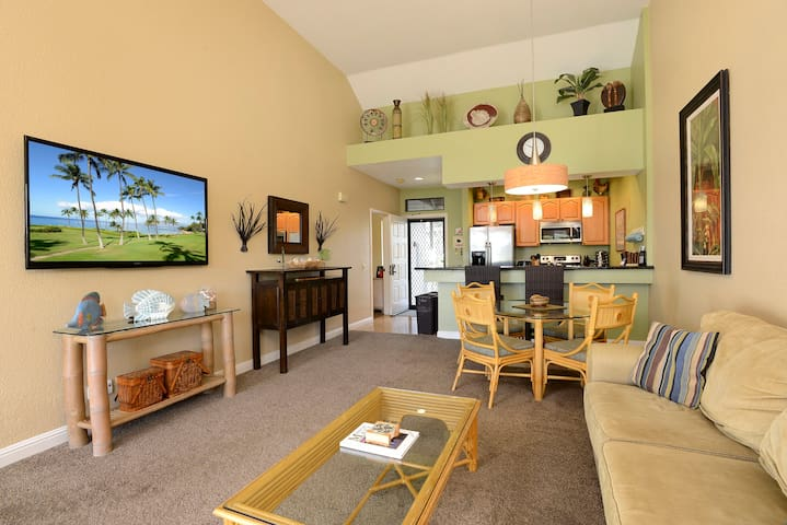 Grand Champions Wailea 2 Bedroom - 2017 Deals! - Wailea-Makena - Apartament