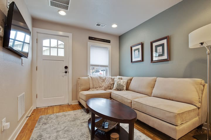 House within walking distance of Curtis Park/RiNo!