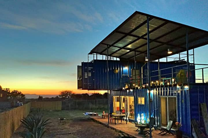 Container Home San Miguel de Allende