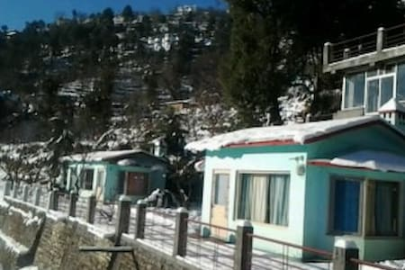 Snowbeach Cottages - Ramgarh - Casa