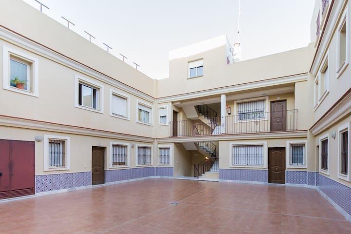 Apartamento céntrico con garaje privado