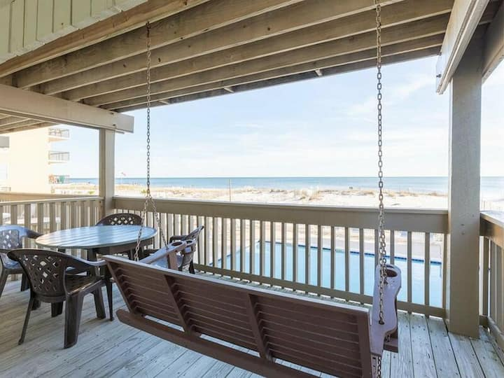 Gulf Village South by Meyer Vacation Rentals 1 Bedroom 1 Bath Sleeps 4