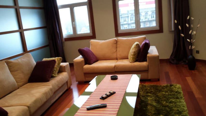 Increíble apartamento en Cuatro caminos - A Coruña - Wohnung
