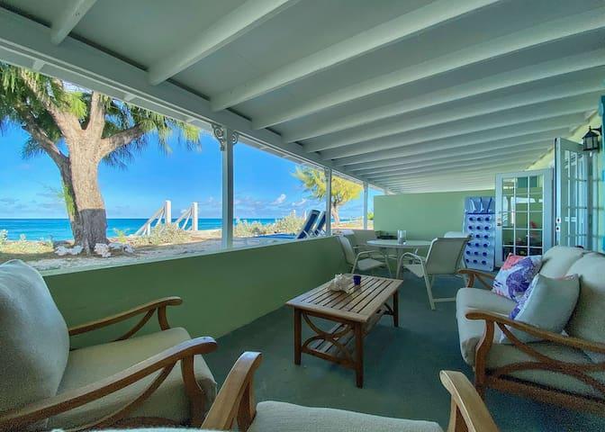 Beachfront Just Outside your Door!