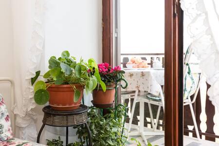 Flowery Apartment Zdenka