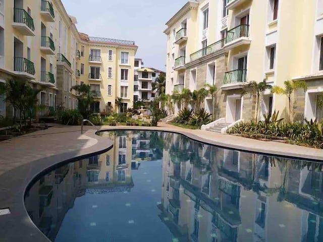 Beach groove apartments 2 bhk