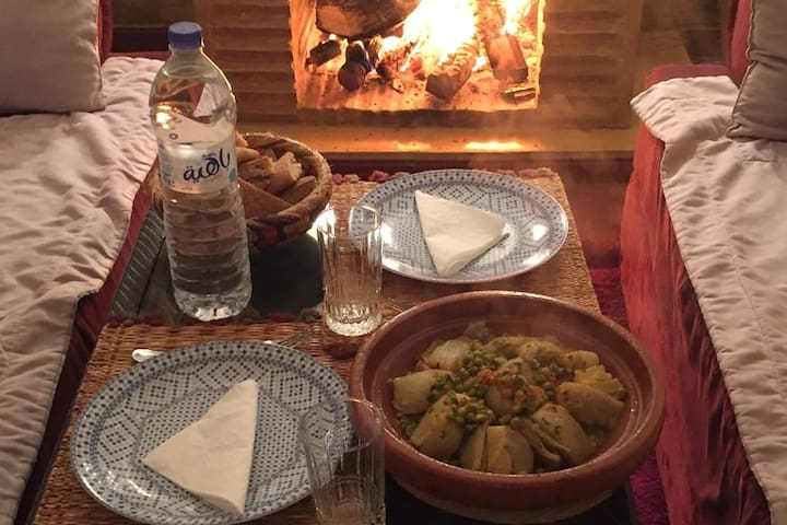 charming hotel , welcome at home, Marrakech