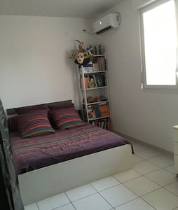 Chambre climatisée de 11m2 - Macouria  - Ev