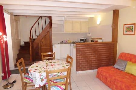 location vue sur l'estuaire a 50 M du logement - Mortagne-sur-Gironde - Casa