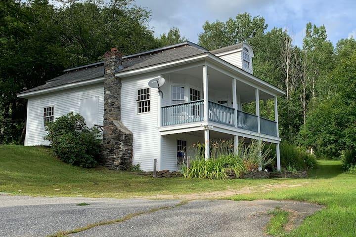 The Harriman House