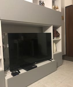 One bedroom well furnished flat with facilities