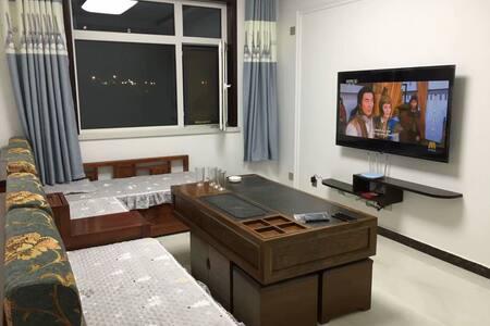 高铁站 二中 高速口附近 恒茂城高档公寓两居室精装日租 短租 钟点房