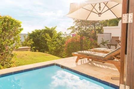 Villa Primavera | Oceanfront romantic getaway in Rincon