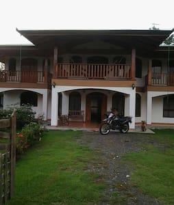Rancho ron ron à corcovado - Puerto Jimenez  - Haus