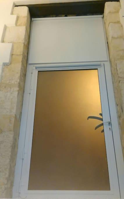 ingresso (vista interno)