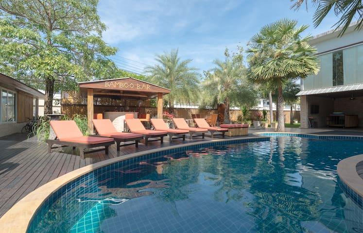 A peaceful resort outside Bangkok#3 - Samut Prakarn  - Bed & Breakfast