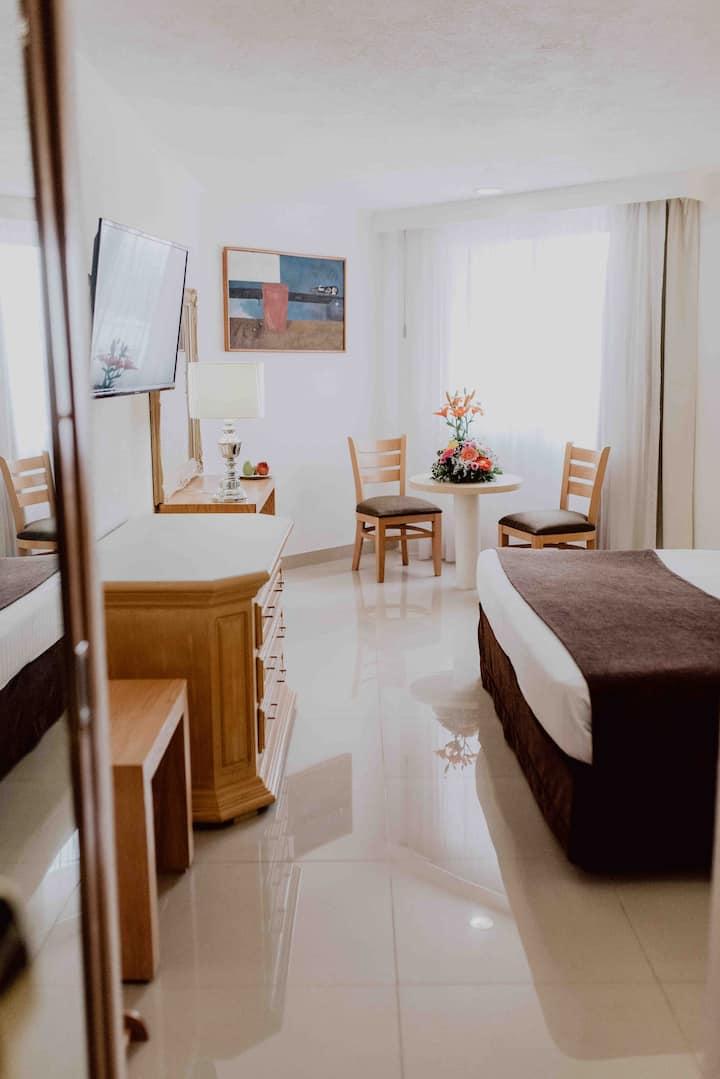 Hotel Laffayette cerca del Consulado Americano (2)