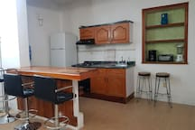Big & Lovely 2 BR apartment 5 min to Santo Domingo