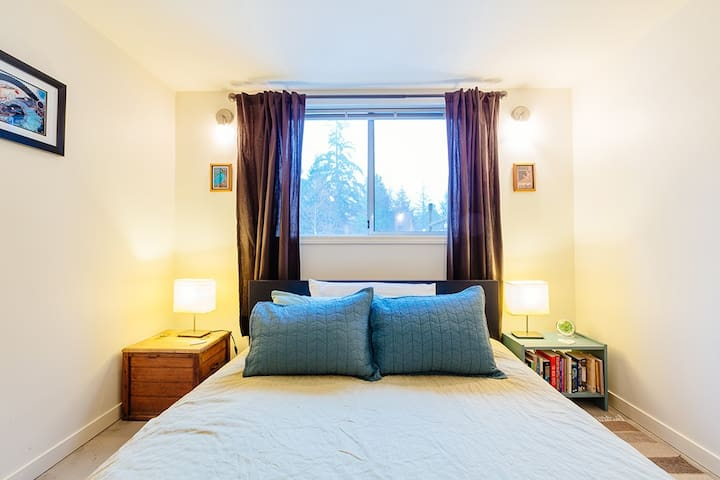 Blueberry Farm Retreat - Comox Valley - Courtenay - Rumah
