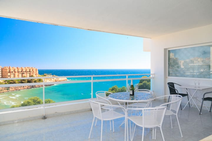 NICE&DOWNTOWN APARTMENT WITH SEA VIEW IN SALOU S206-268 UHC SCALA MAR  APARTMENTS