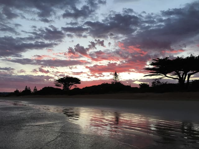 Cozy Beach Break With FREE WIFI ! - Apollo Bay - Flat