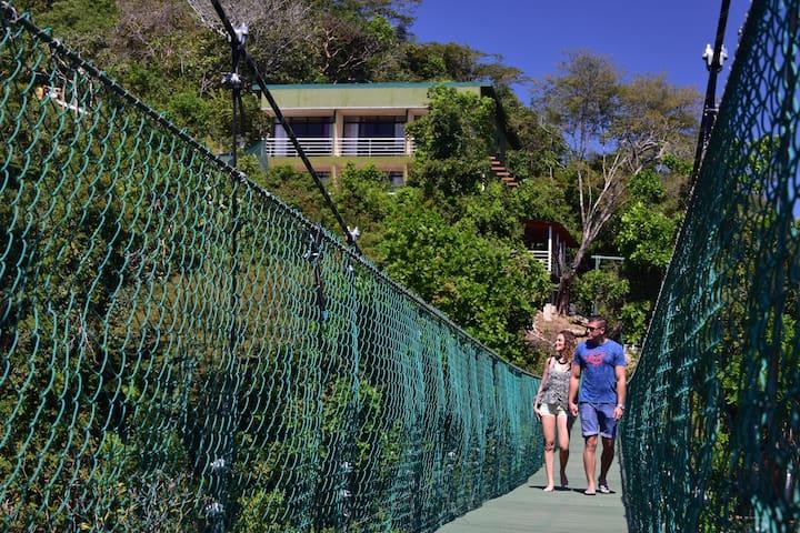 Suntrails Lodge - Puntarenas Province - Hotel butik