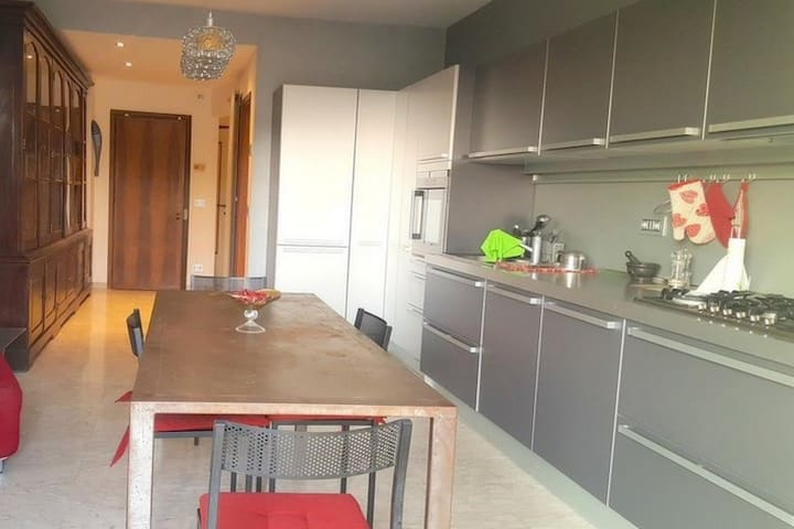 Apartment on the bank of the Gardon d'Ales - Alès - Appartement