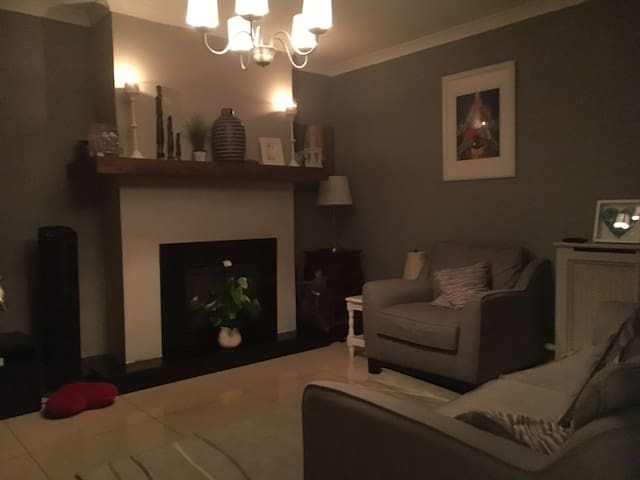 Friendly Family - Donaghmede - Casa