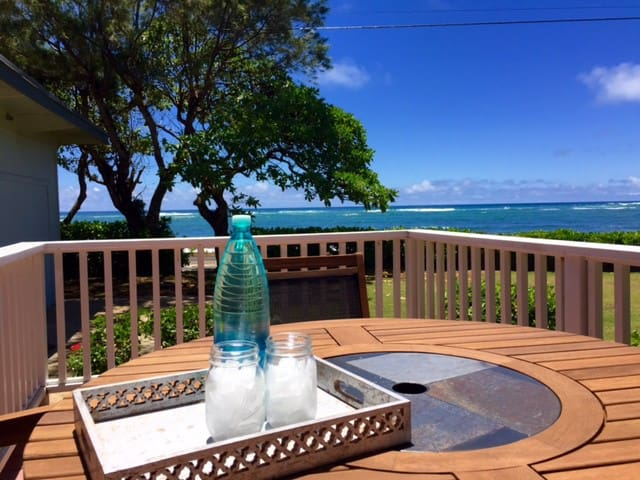 OCEANFRONT Harmony-Lg 4 Bed House on the Beach!