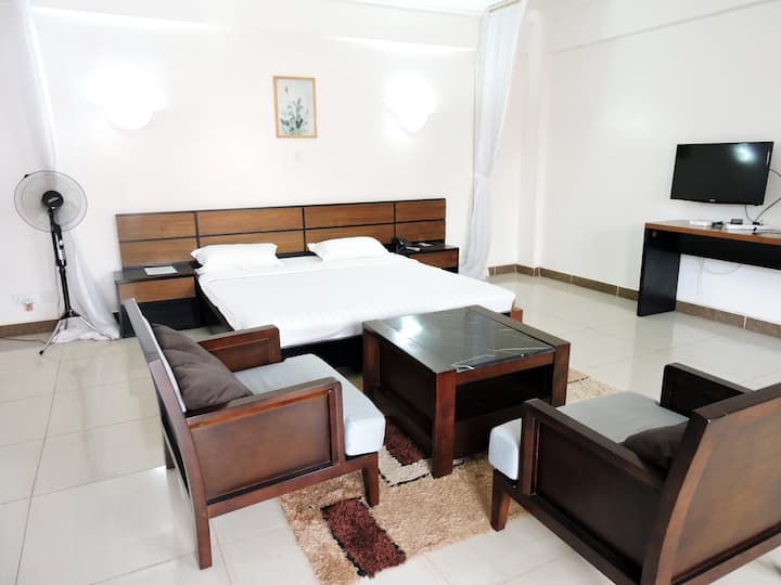 Affordable luxurious accommodation