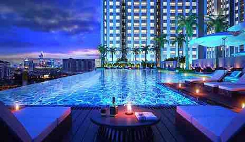 Modern/Elegant apart District 2 Ho Chi Minh Saigon