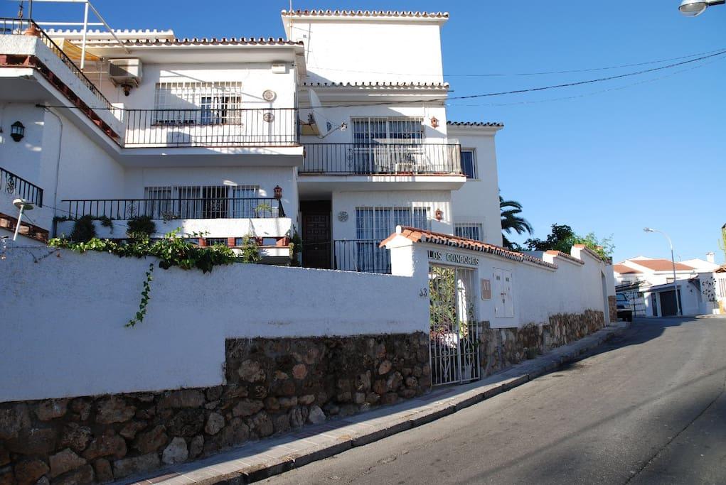 Estudio con jardin apartamentos en alquiler en torremolinos andaluc a espa a - Estudio en torremolinos ...