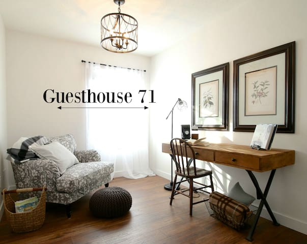 Guesthouse 71  Private guesthouse no cleaning fees