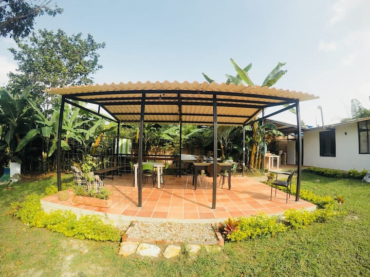 Paraiso Natval:  Cabaña Acogedora