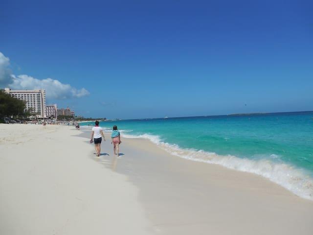Family Escape on Paradise Island - Nassau - Huis