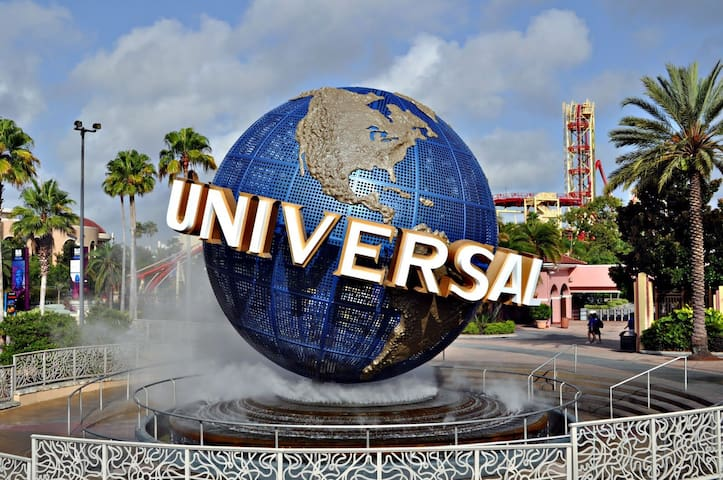 5min Universal/Outlet/Millenia Mall - Orlando - Huis