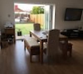 Double Room in peaceful location - Sompting - Bungalow