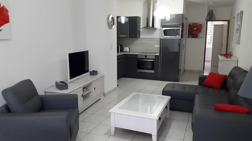 Appartement dans Maison Bonne Maman - Le Crotoy - Apartemen