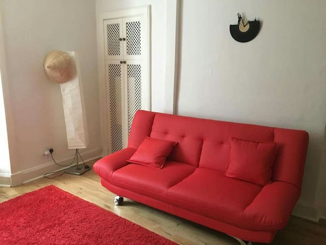 Cheap Single Box Room - Edinburgh, Scotland, GB - Appartement