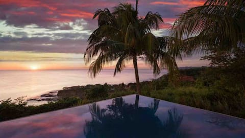 Private playa Rosada 4 bedroom